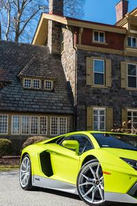 Lamborghini Aventador LP 700 Miura Homage