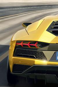 Lamborghini Aventador LP 740