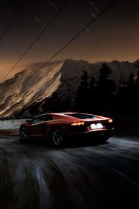 Lamborghini Aventador LP700 4 2018