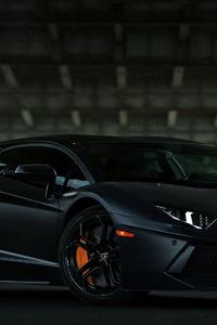 Lamborghini Aventador LP700 4k