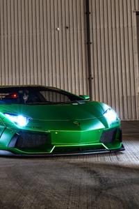 Lamborghini Aventador LP700 8k