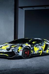Lamborghini Aventador Modified