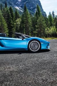 Lamborghini Aventador S 4k 2018