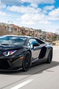 Lamborghini Aventador SR Auto Kit