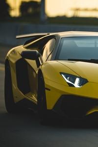 Lamborghini Aventador SV 2018