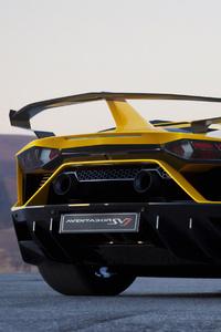 Lamborghini Aventador Sv 4k New