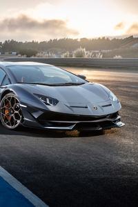 Lamborghini Aventador SVJ 2019 4k