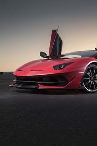 Lamborghini Aventardor SVJ 5k