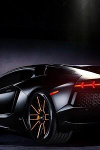Lamborghini Black