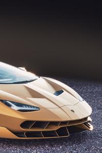Lamborghini Centenario 2018