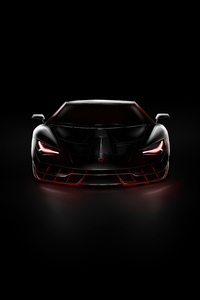 1280x2120 Lamborghini Centenario 2020 4k