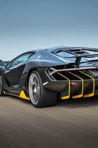 Lamborghini Centenario 4k