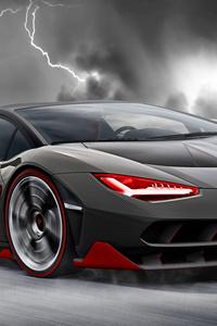 Lamborghini Centenario 5k