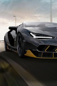 Lamborghini Centenario 8k