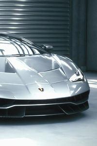 540x960 Lamborghini Centenario Cgi 4k