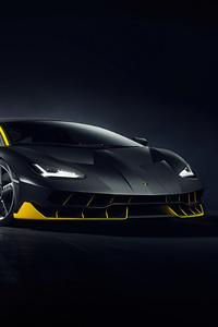 Lamborghini Centenario Cgi 5k