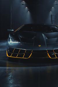 1080x2280 Lamborghini Centenario Front