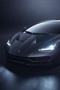 Lamborghini Centenario Grey 5k