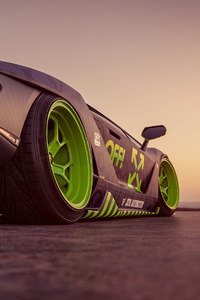 Lamborghini Centenario LP770 4k