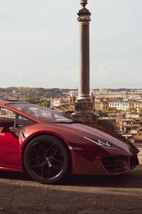 480x854 Lamborghini CGI Huracan LP 580