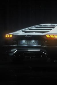 Lamborghini Cgi Rear