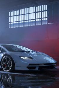 480x854 Lamborghini Countach Lpi 800 4 2021