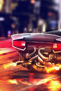 Lamborghini Countach Speed Hunters 4k