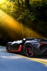 Lamborghini Diamante Concept HD