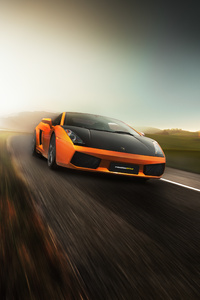 Lamborghini Emotiondrive Commercial