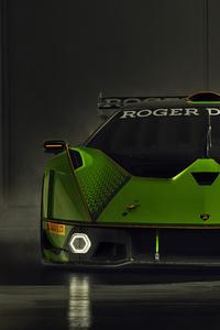 360x640 Lamborghini Essenza SCV12 2020