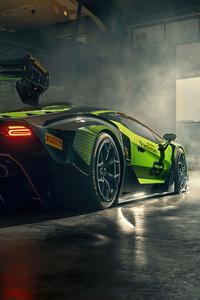 480x800 Lamborghini Essenza SCV12 2021