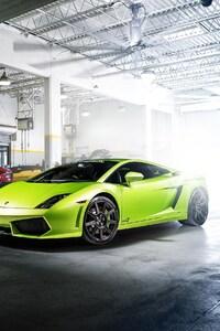 540x960 Lamborghini Gallardo 2