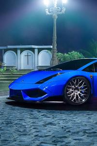 Lamborghini Gallardo 8k