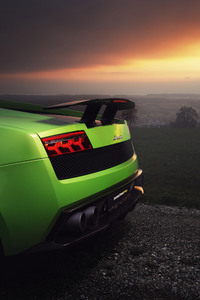 Lamborghini Gallardo Superleggera HD