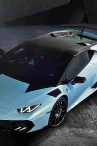 480x800 Lamborghini Huracan 1000HP