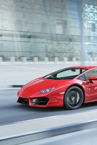 Lamborghini Huracan 4k 2017