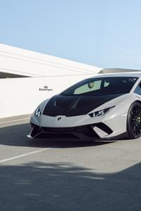 1440x2560 Lamborghini Huracan 8k 2020