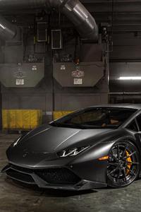 320x568 Lamborghini Huracan 8k