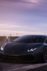Lamborghini Huracan Adv Wheels 8k