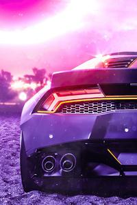Lamborghini Huracan Cgi 3d