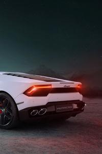 Lamborghini Huracan CGI 4k