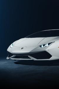 Lamborghini Huracan CGI