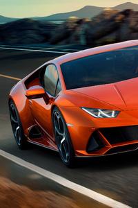 Lamborghini Huracan EVO 2019 4k