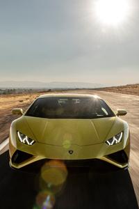 2160x3840 Lamborghini Huracan EVO 2021 8k