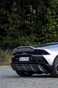 Lamborghini Huracan EVO 5k Rear
