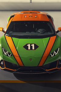 Lamborghini Huracan Evo GT 2020