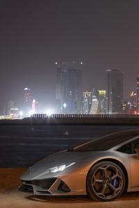 750x1334 Lamborghini Huracan Evo