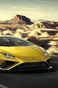 1440x2560 Lamborghini Huracan EVO RWD 2020
