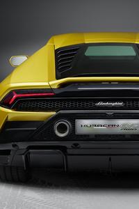 1440x2560 Lamborghini Huracan EVO RWD 8k