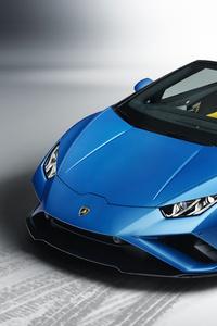 Lamborghini Huracan Evo Spyder 2020 New